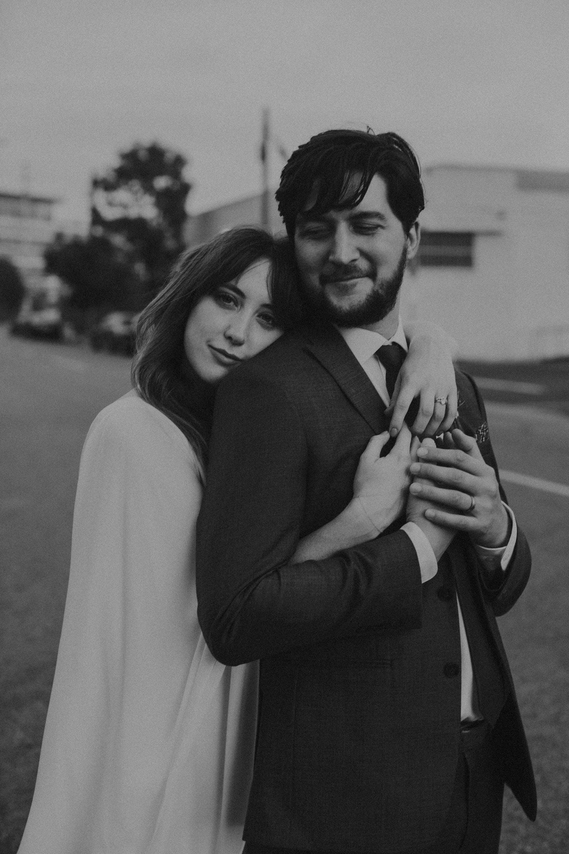 editorial LA wedding photographer