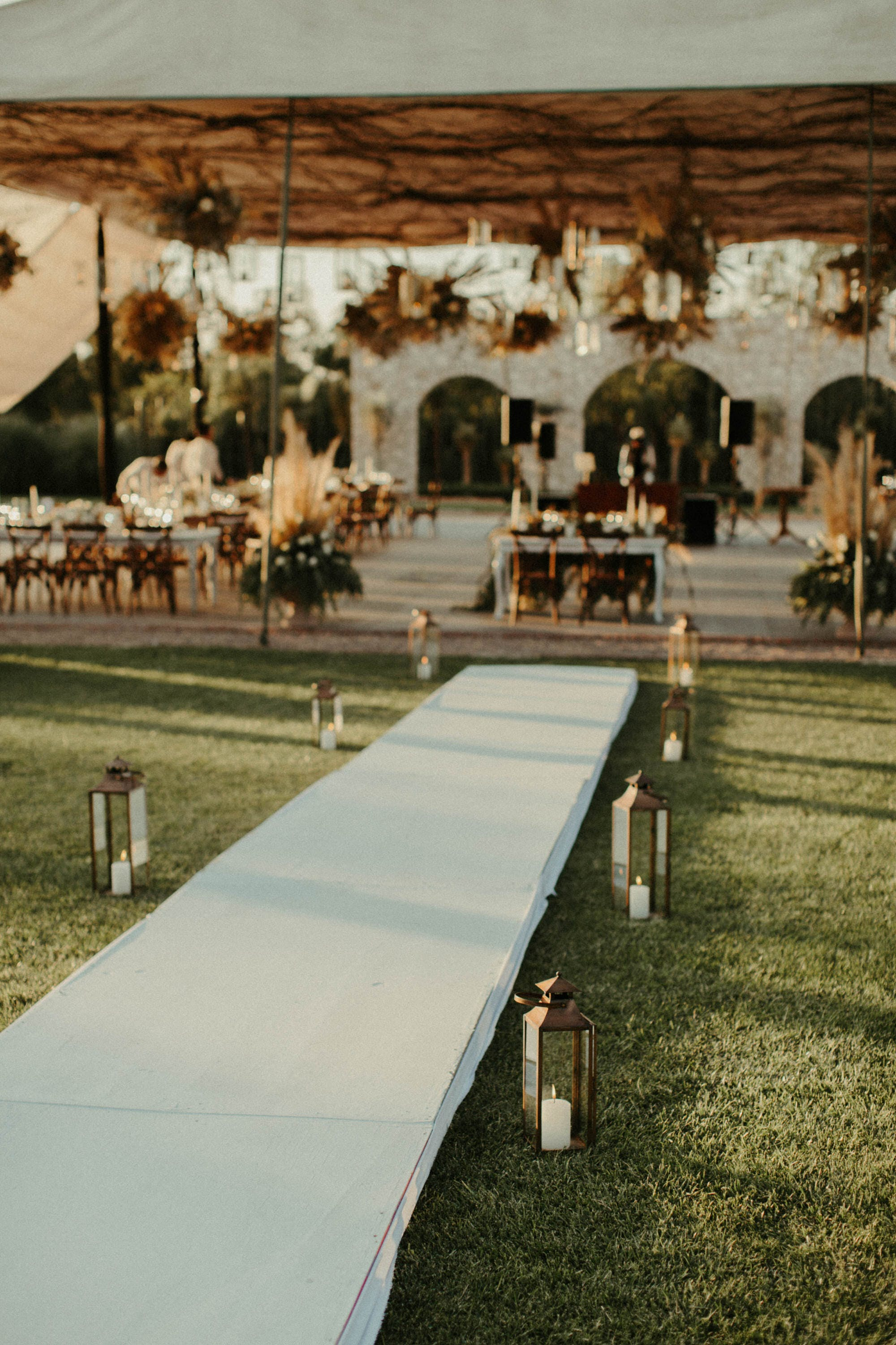high end wedding in san miguel