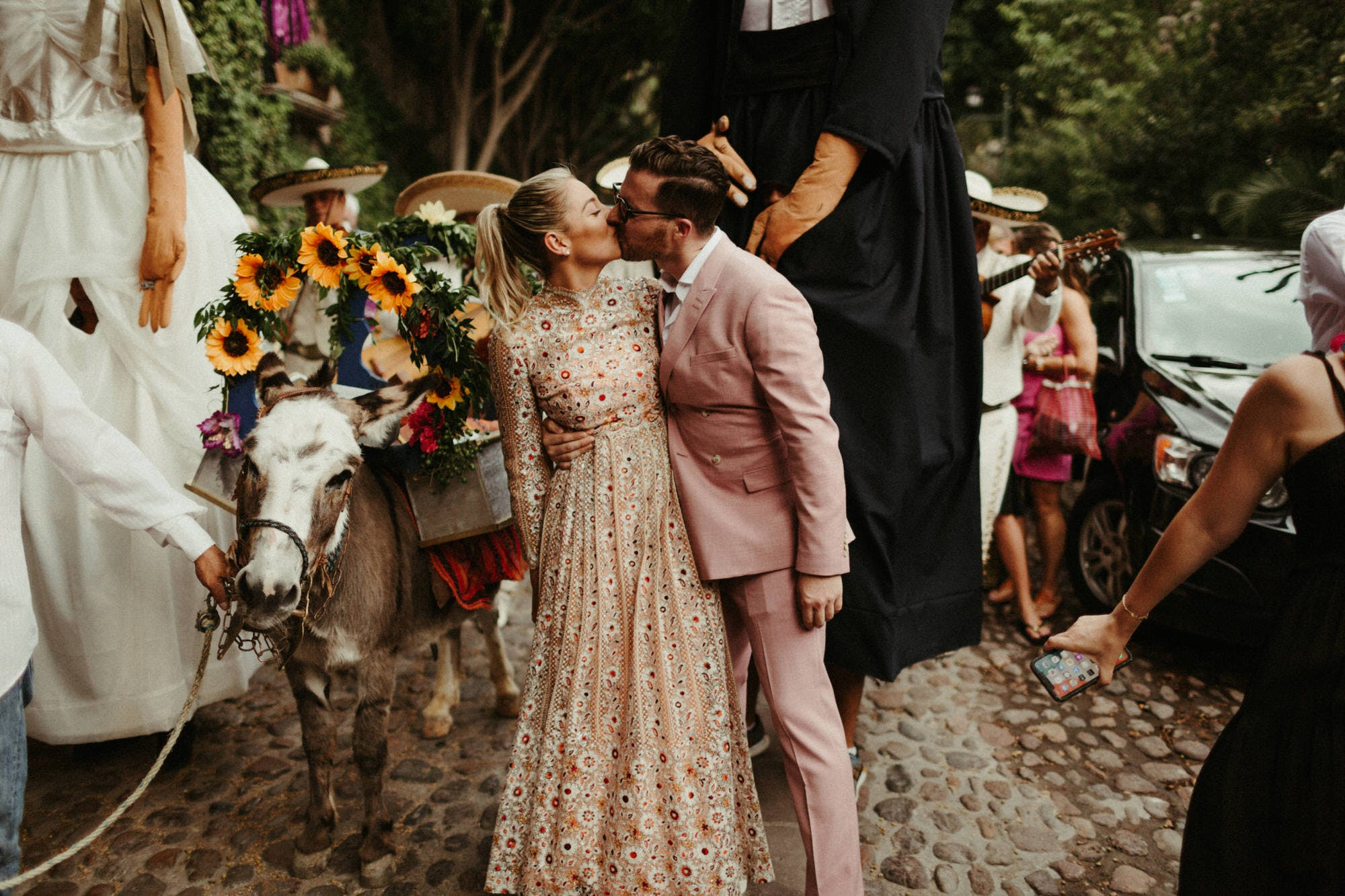 documentary style destination wedding photography
