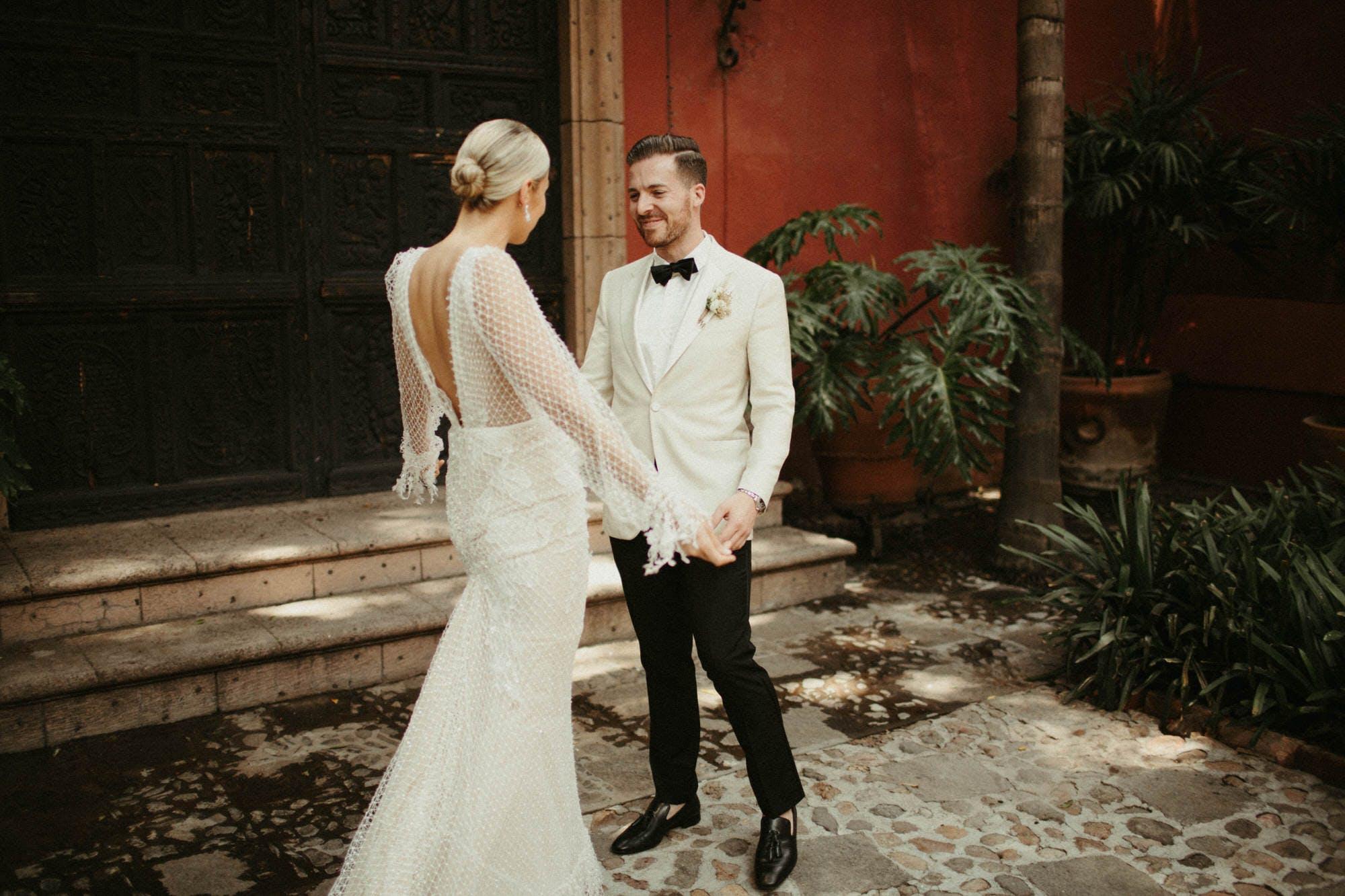 casa hyder san miguel wedding