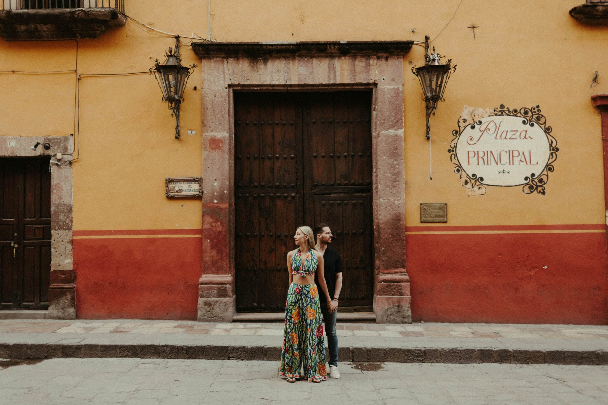 los angeles based photographer shooting in san miguel de allende