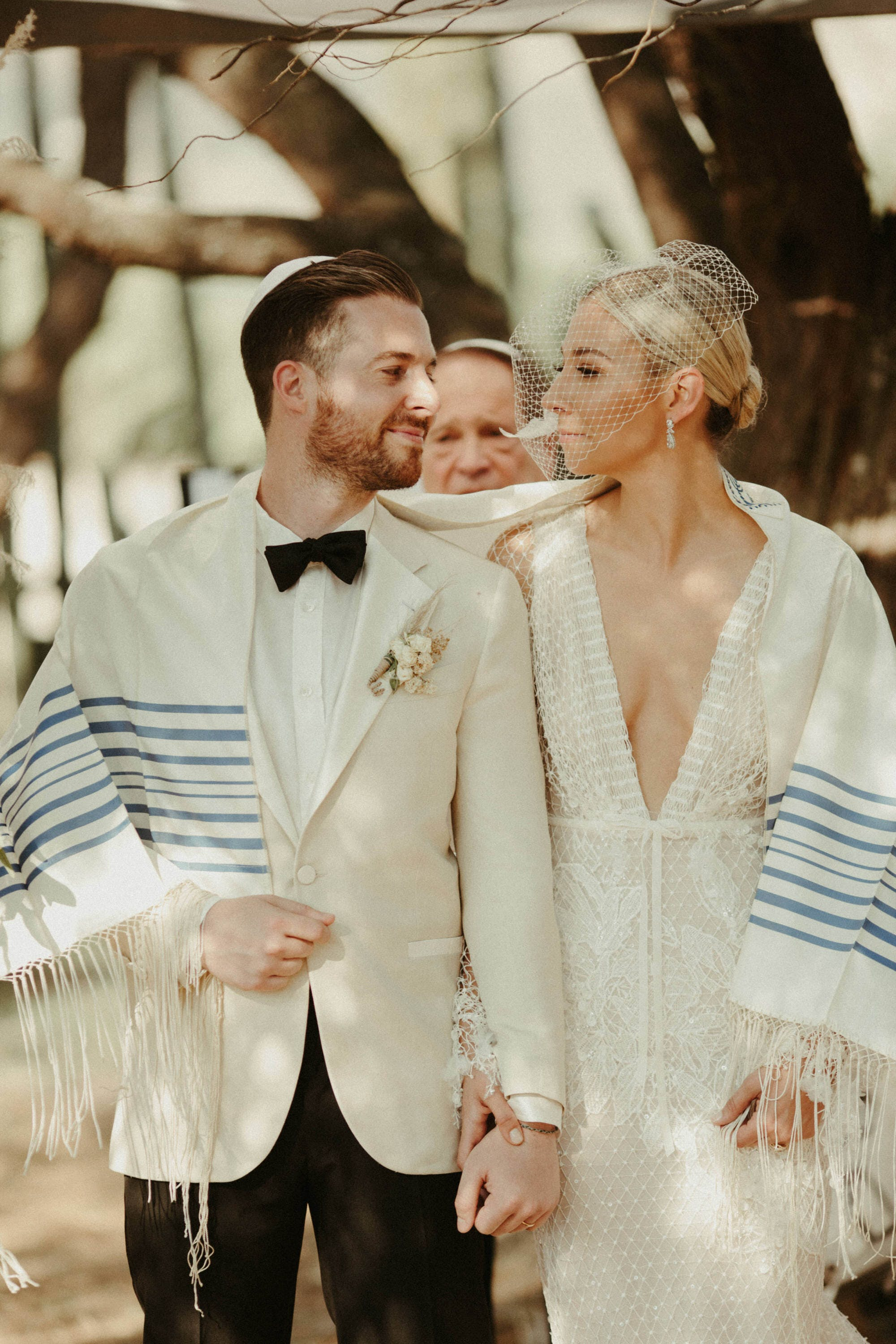 jewish wedding ceremony in mexico