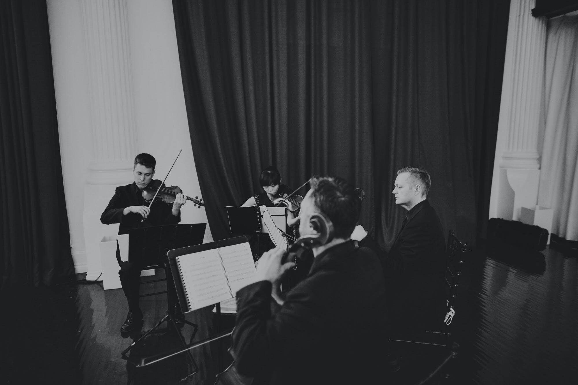 string quartet Los Angeles venue