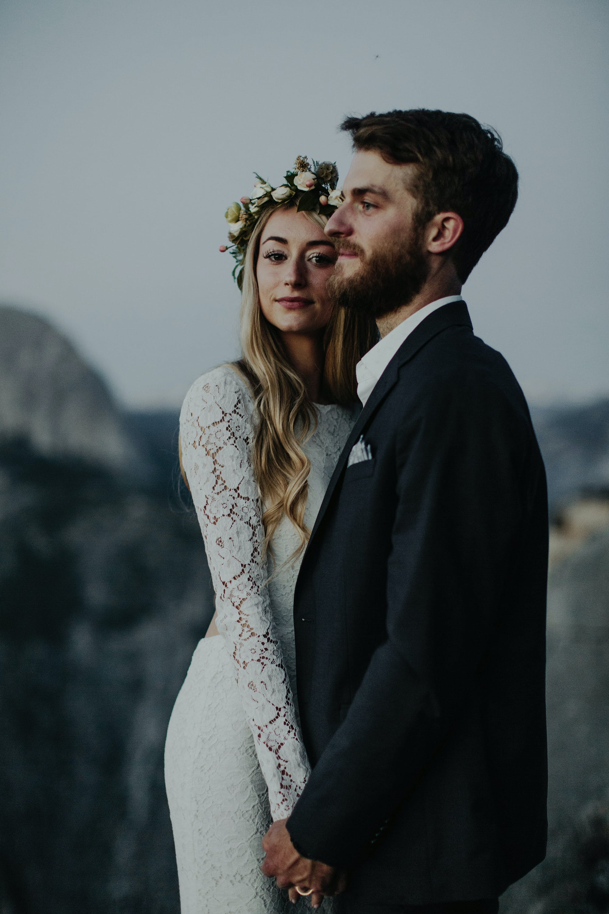 editorial inspired elopement photographer