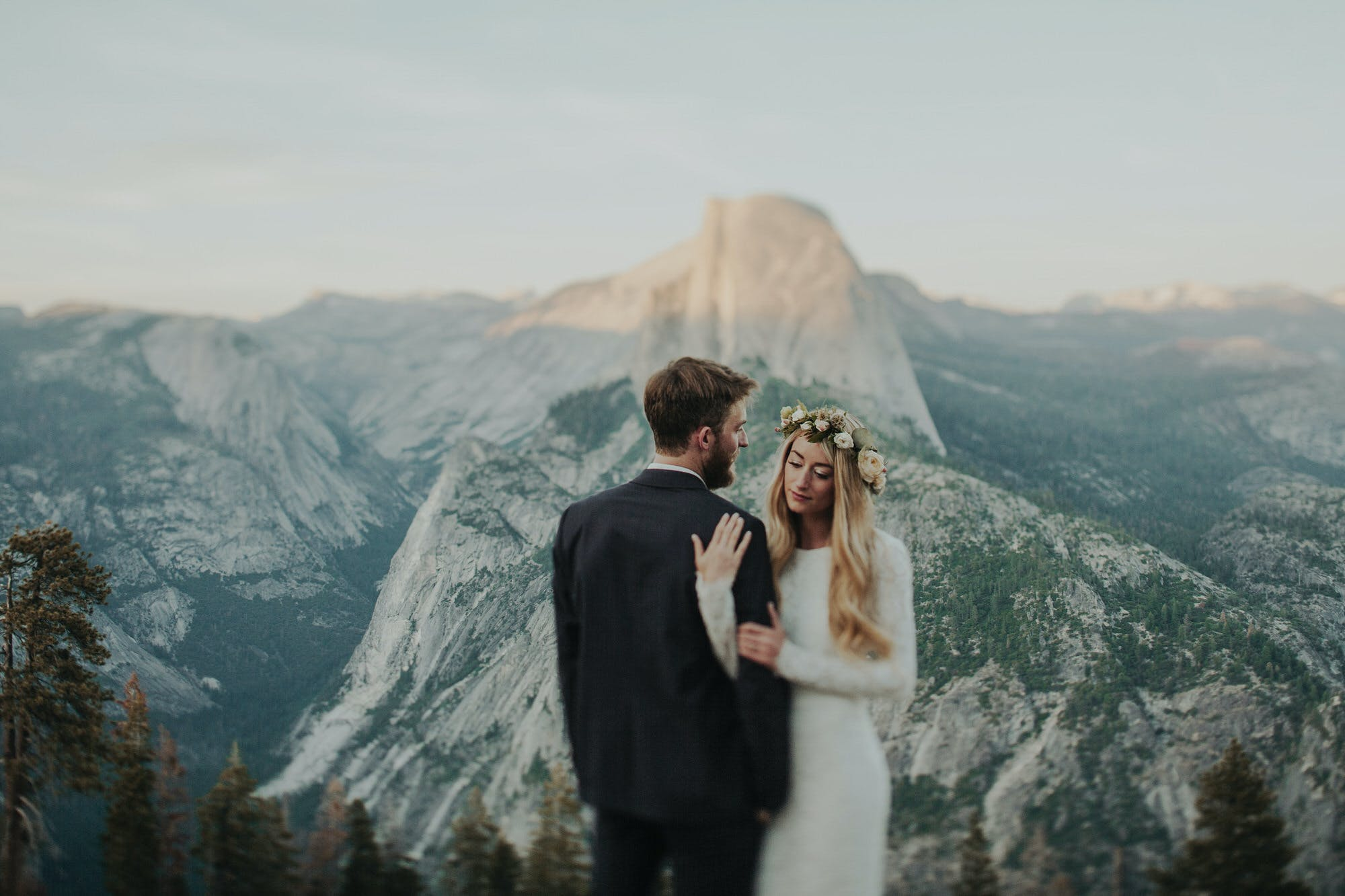 coolest yosemite elopement