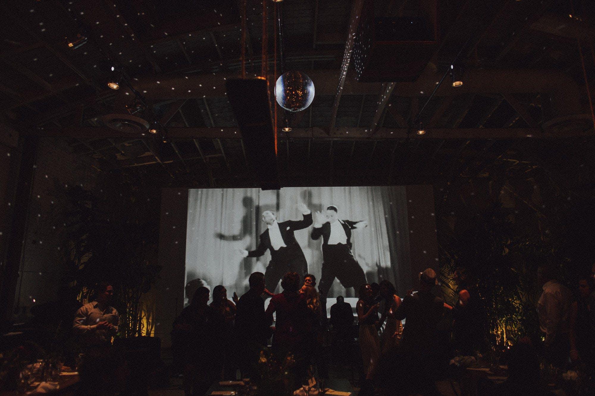 Millwick wedding reception