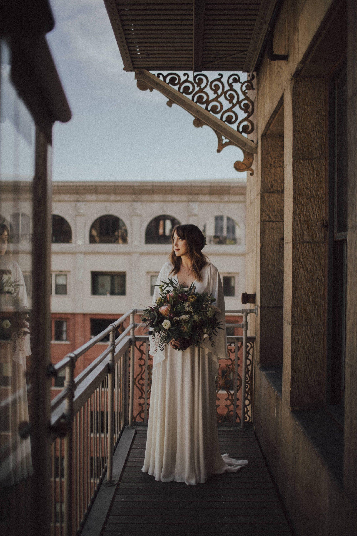 Dan Jones Label Wedding dress