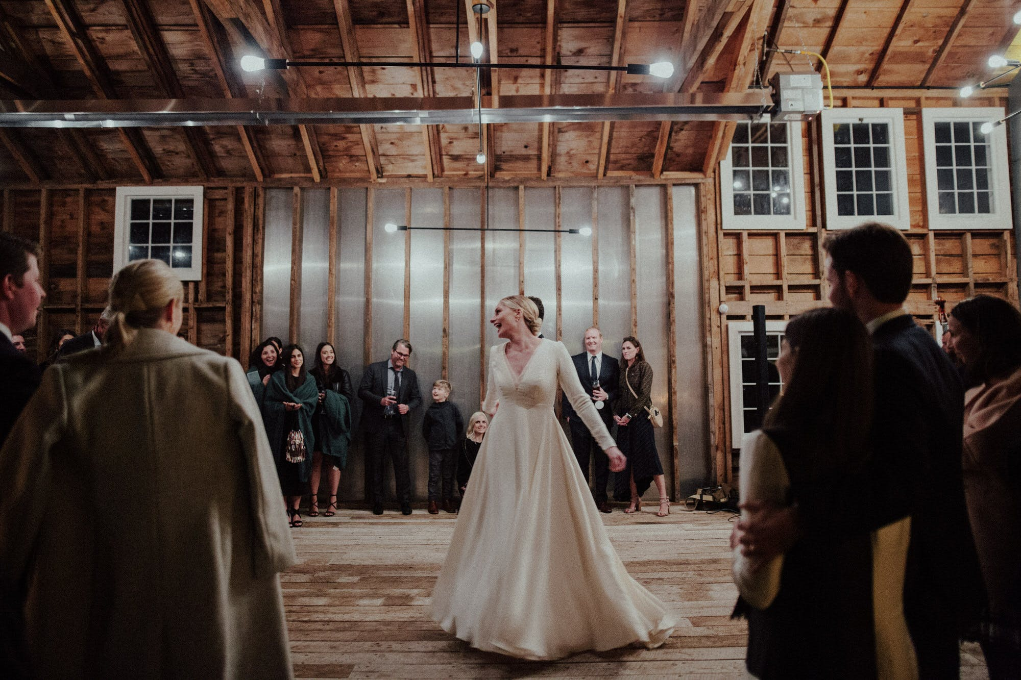 upstate new york wedding in barn photographer