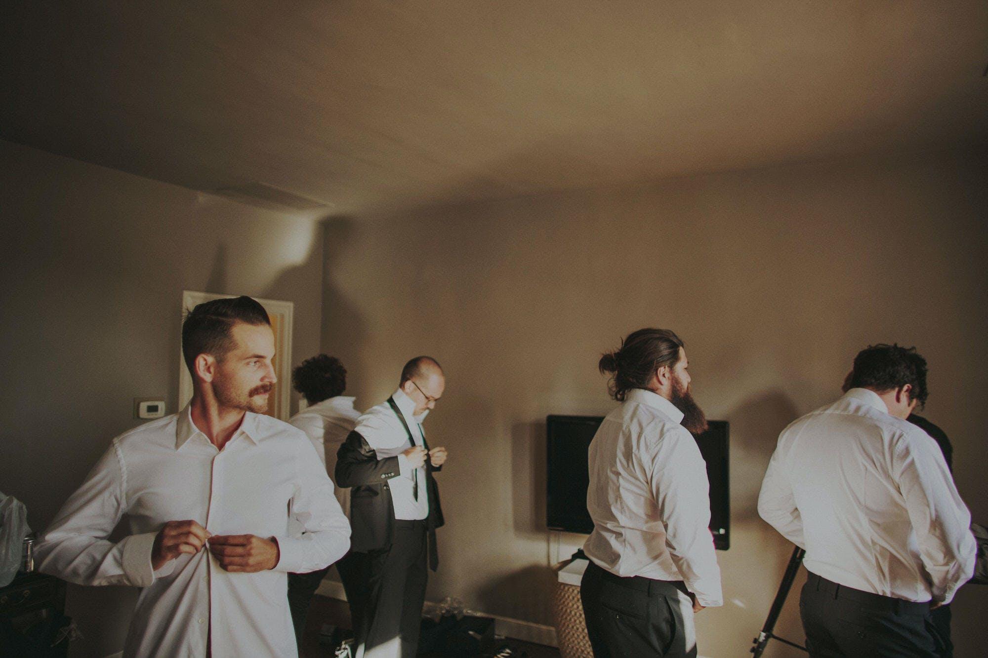 grooms getting ready room vibiana