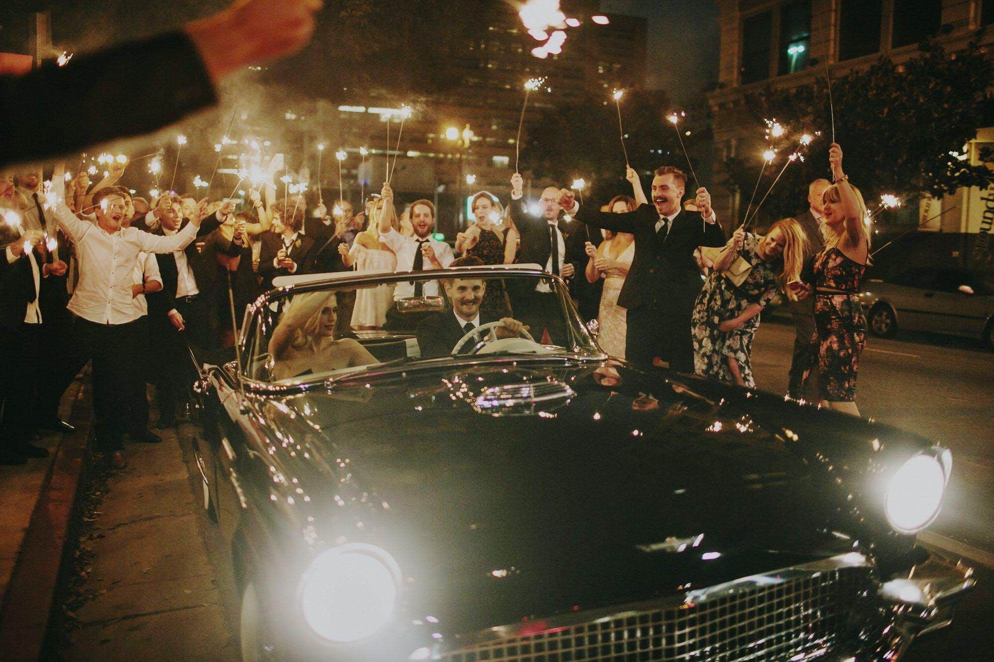 Los Angeles Wedding Photographer team Tyler Branch