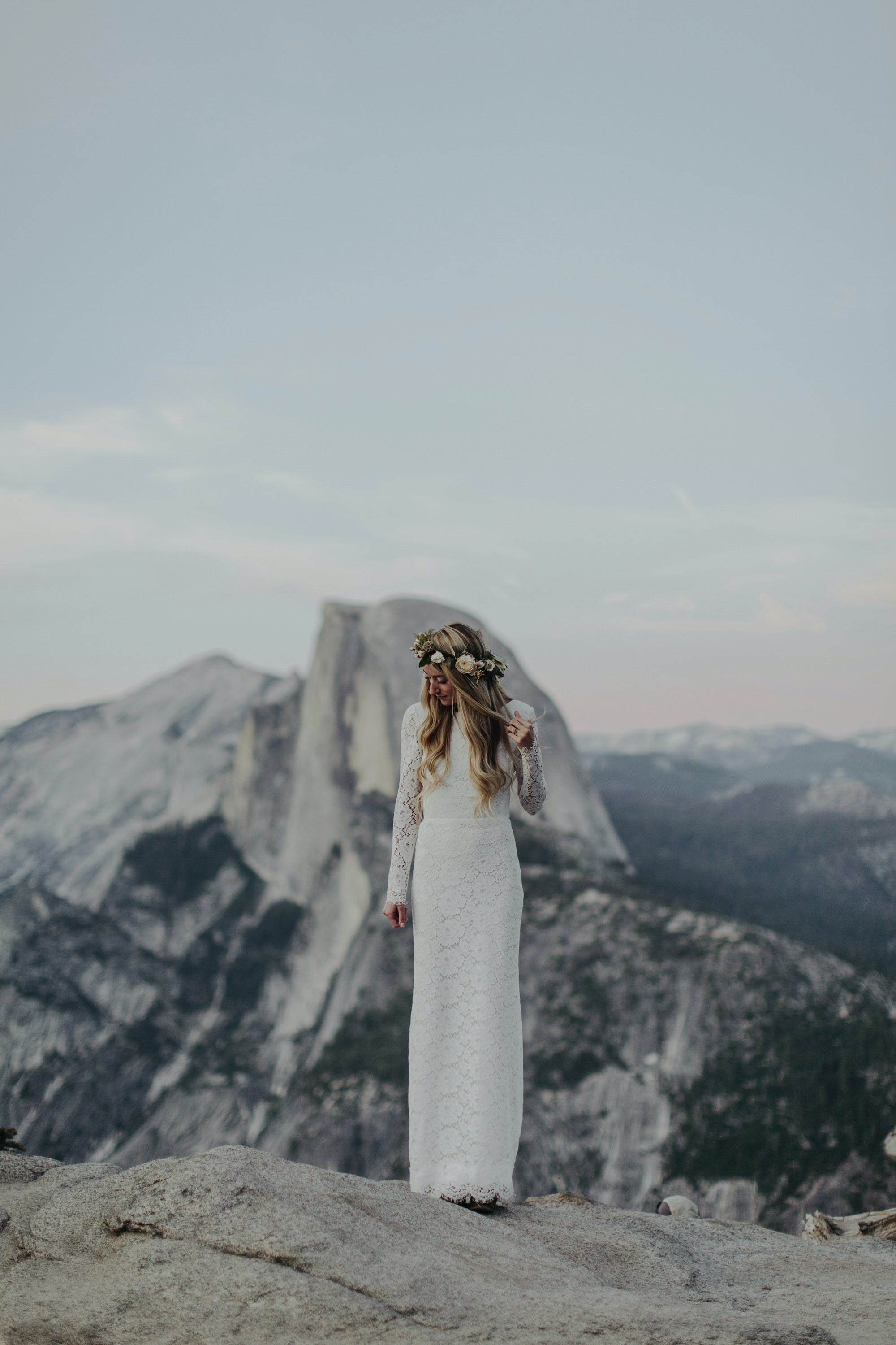 elopement photographers around yosemite