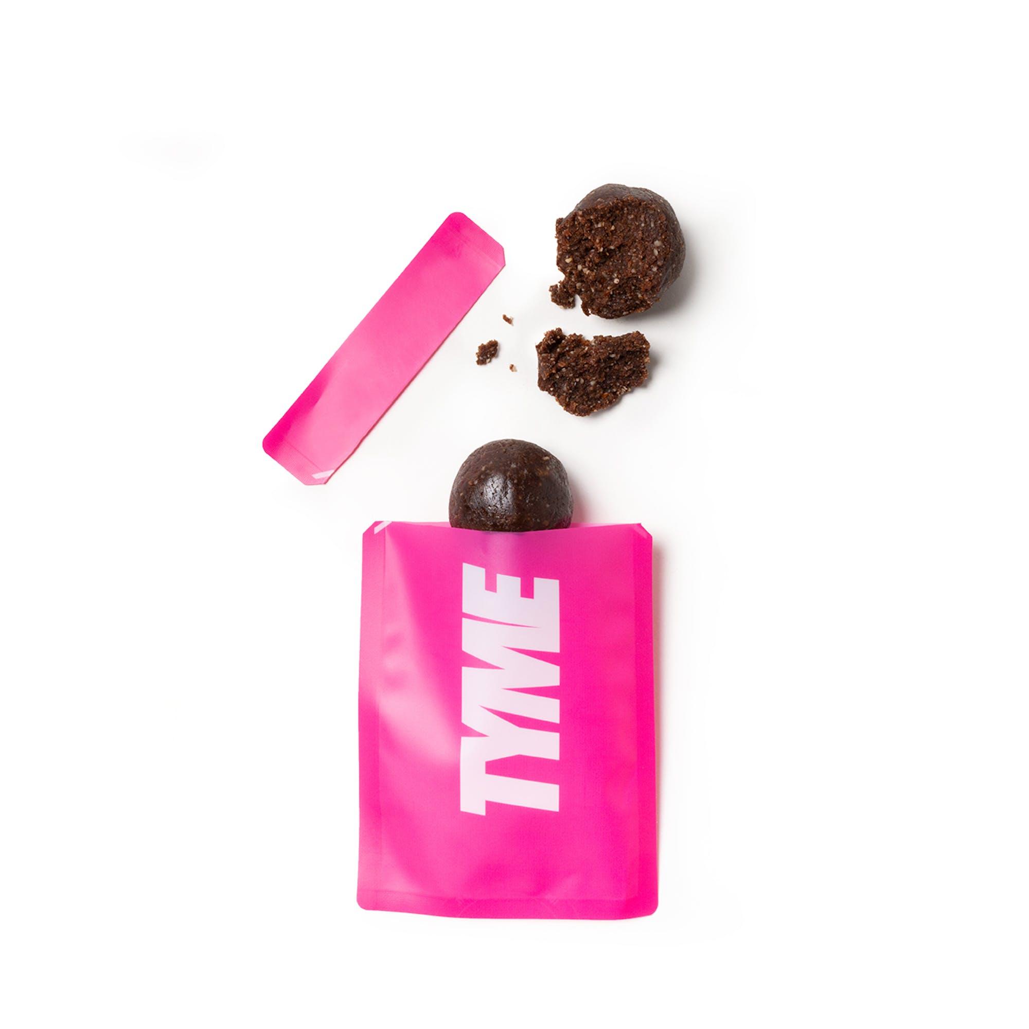 Cacao + Almond Energy Balls