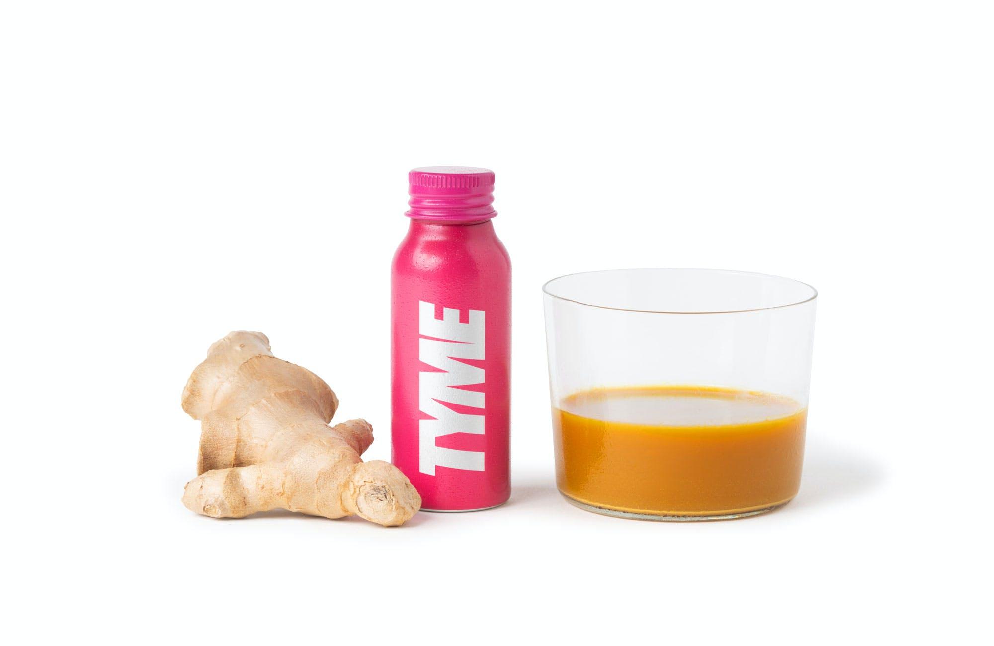 Turmeric + Ginger