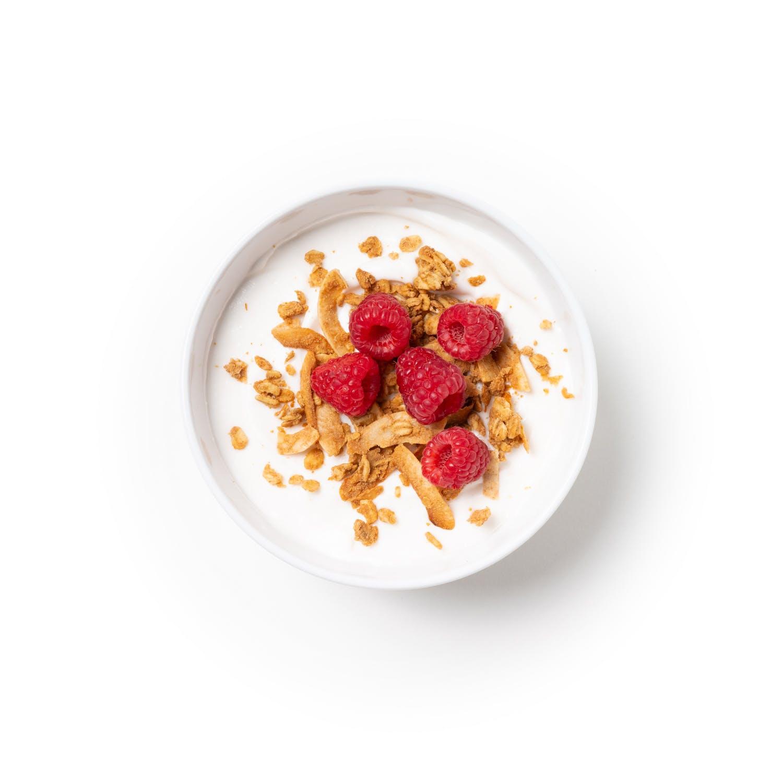 Coconut Yogurt Cashew Granola