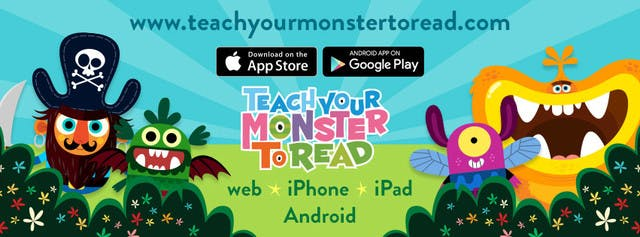 Teach Your Monster to Read: FREE for 1 week only! - Teach Your Monster to  Read