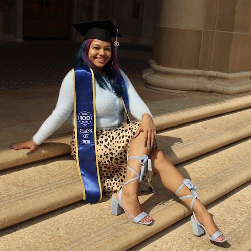 Portrait of student: Jamie Arlene Gonzàlez