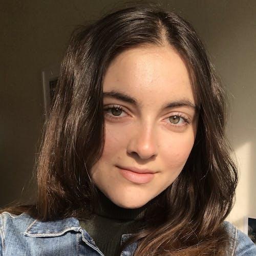 Portrait of student: Monica Agajanian
