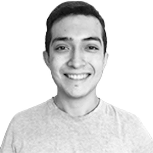 Portrait of student: Andy Sett