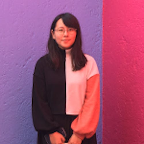 Portrait of student: Chieh-Ting Chuang