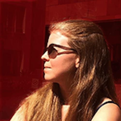 Portrait of student: Martha Rachel Kriley