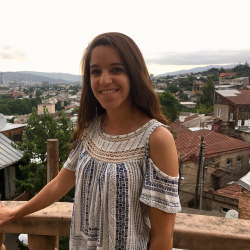 Portrait of student: Shany Albalak
