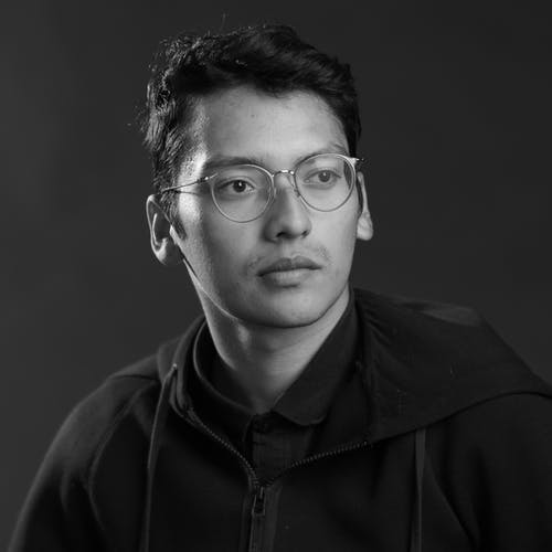 Portrait of student: Israel Antonio Cedillo