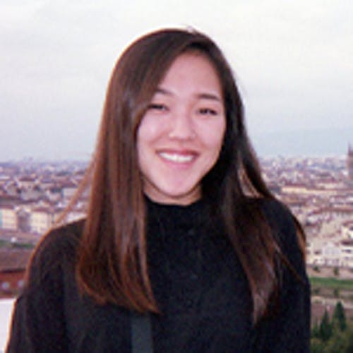 Portrait of student: Kaylin Chearin Park