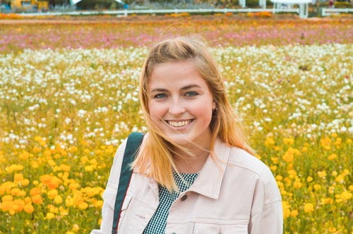 Portrait of student: Bridget Rose Callahan