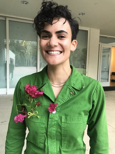 Portrait of student: Ann Jeanette Titan
