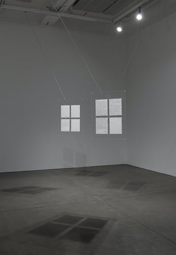 Letters to the Korean Peninsula (2020), installation