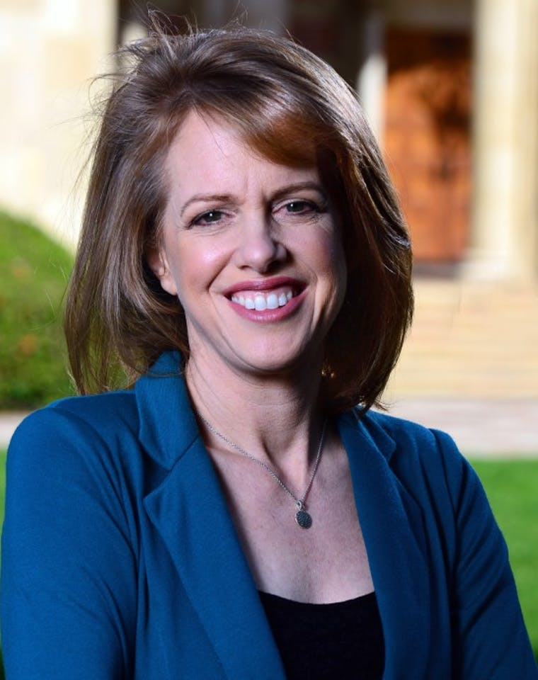 Faculty Director Linda Sax