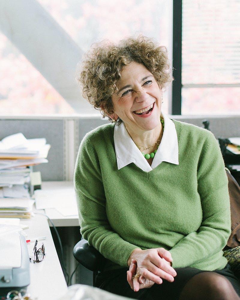 Professor Johanna Drucker