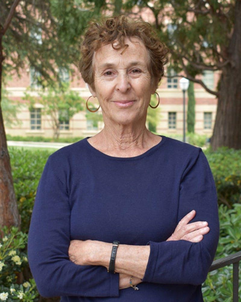 Jane Margolis, senior researcher at School of Education and Information Studies