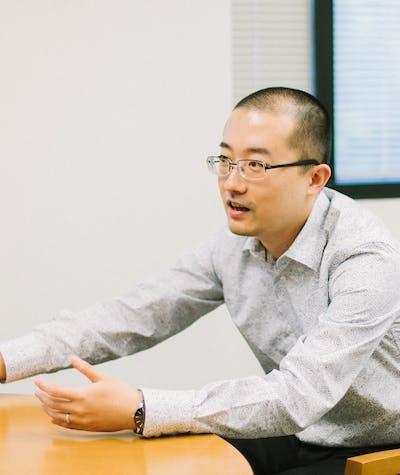 Li Cai, professor of education and psychology