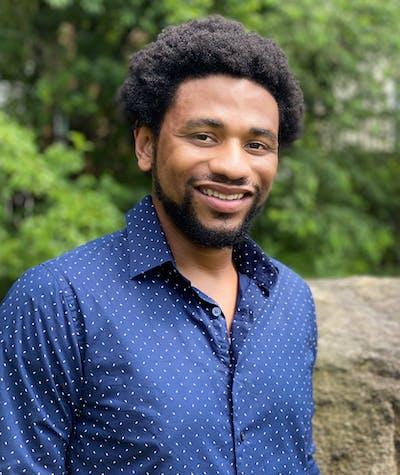 Damani White-Lewis, education alumnus