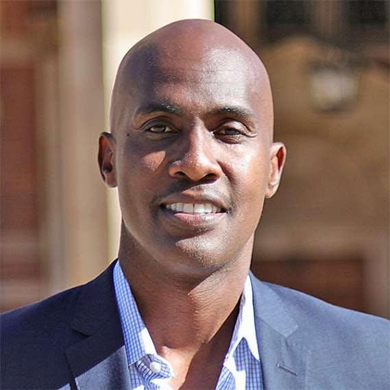 Tyrone Howard, professor of education