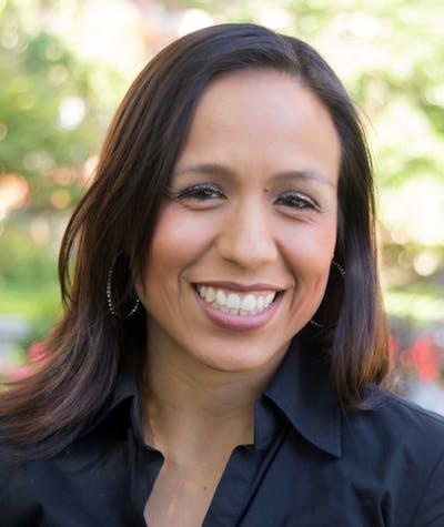 Gina Garcia, education alumnus