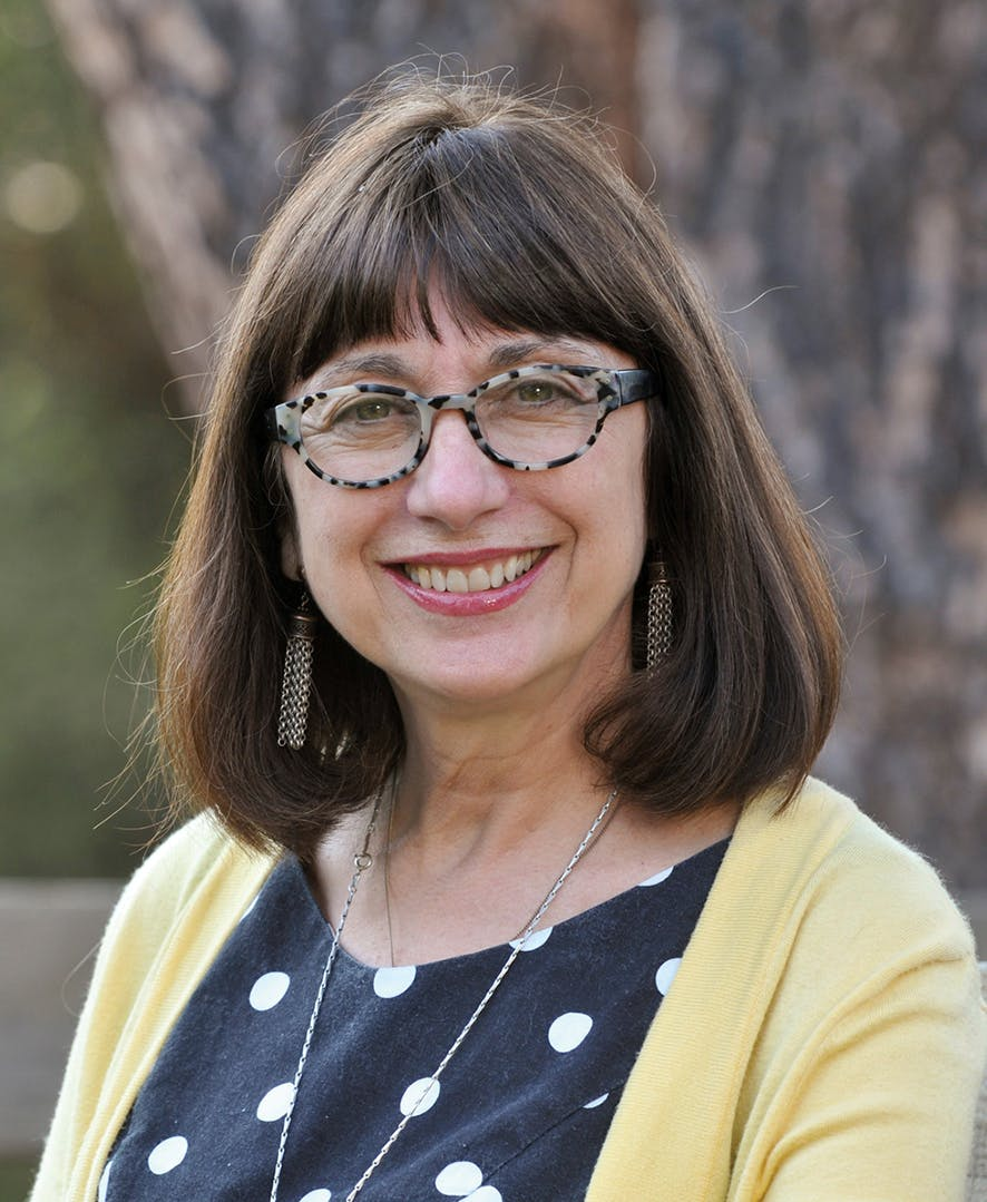 Maryanne Wolf, Professor-in-Residence in the Department of Education