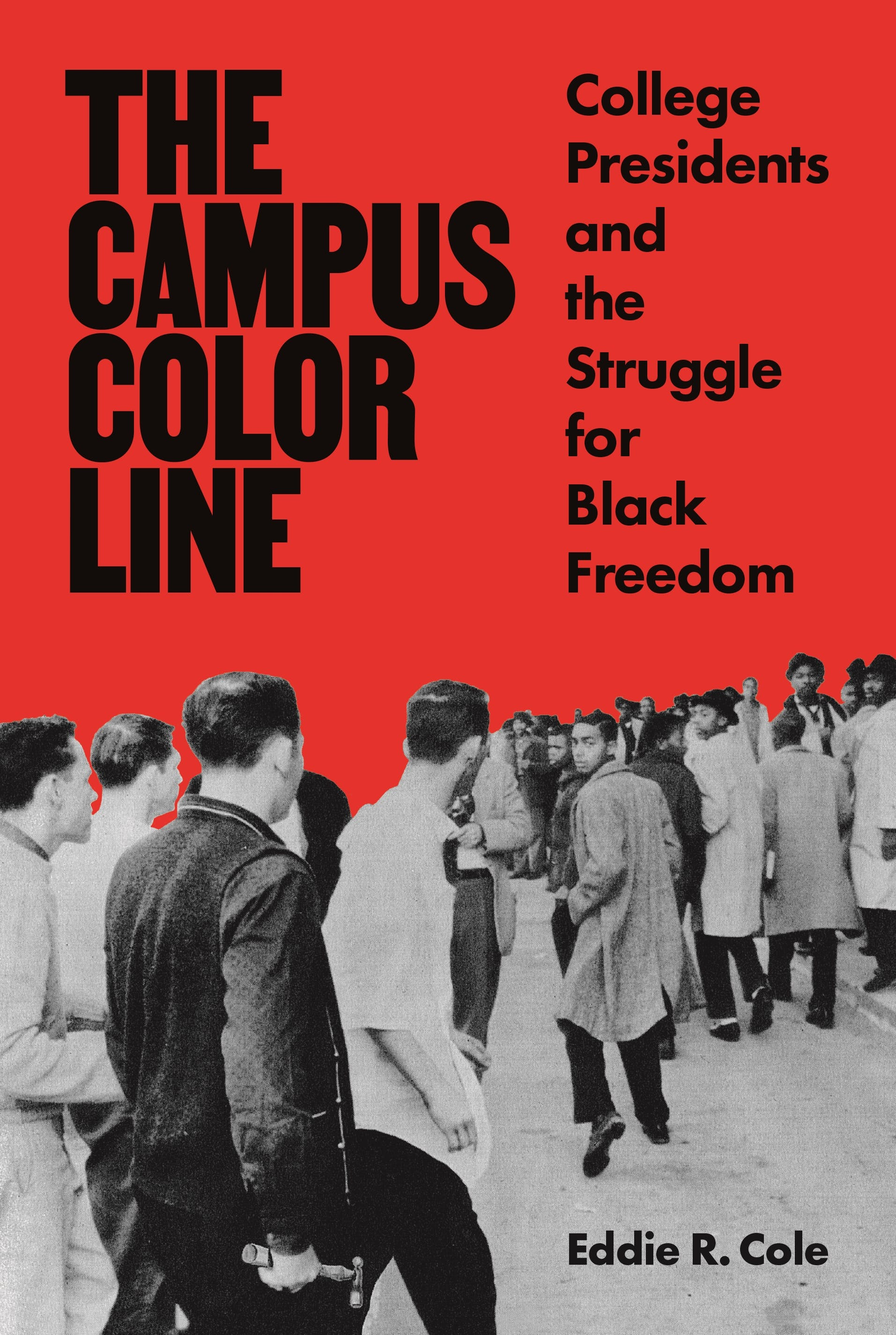 The Campus Color Line Book Cover