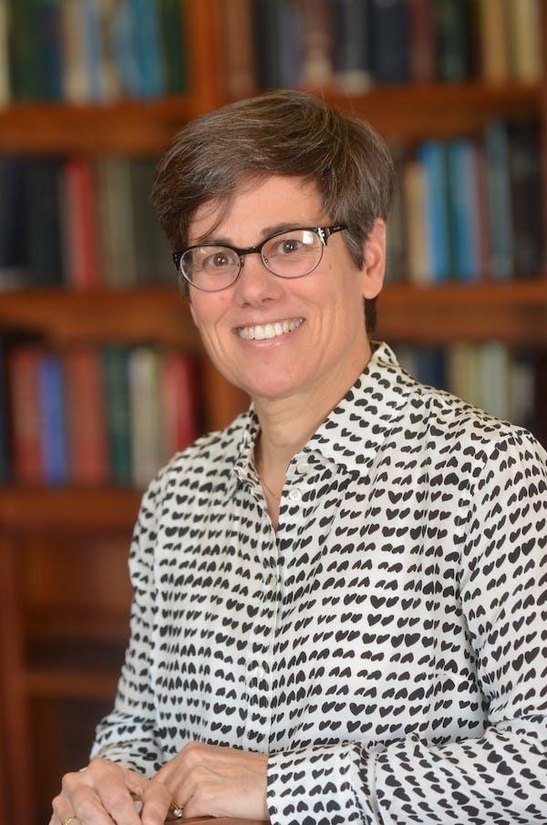Megan Franke, interim chair for department of Education
