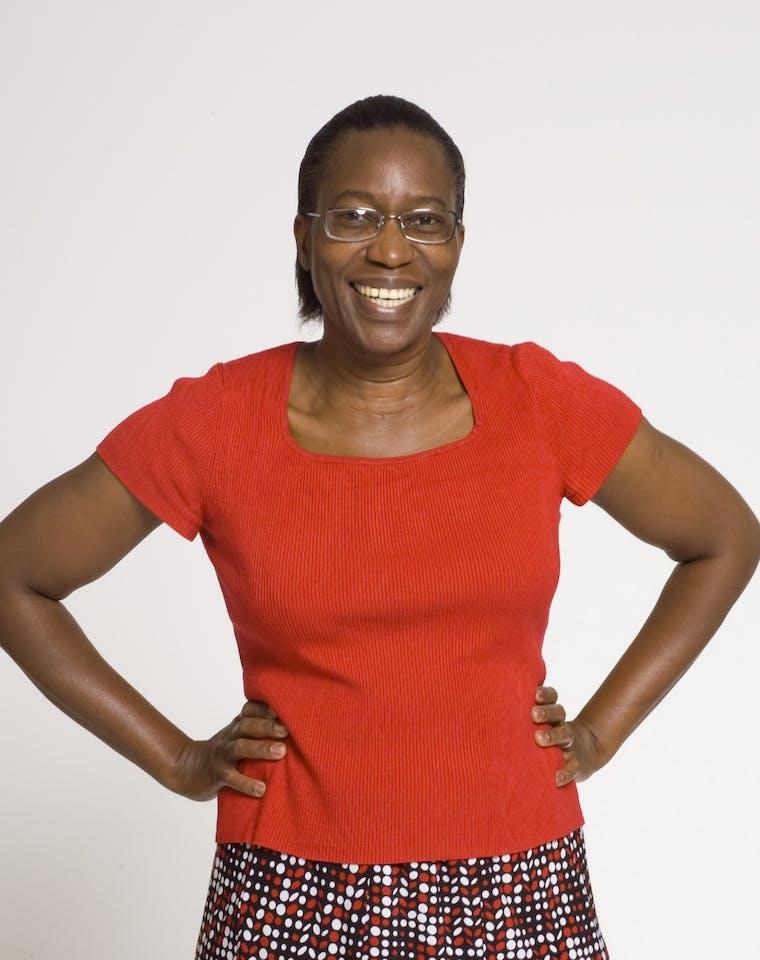 Edith Mukudi Omwami