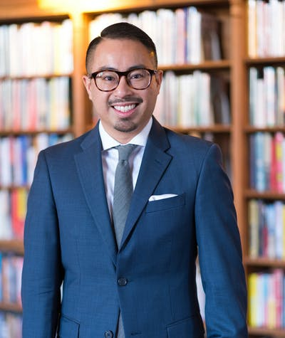 Mike Hoa Nguyen, education alumnus