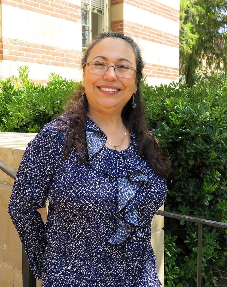 Professor Sylvia Hurtado