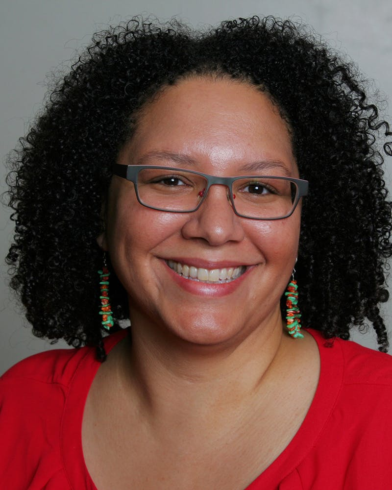Ananda Marin, assistant professor in the department of Education