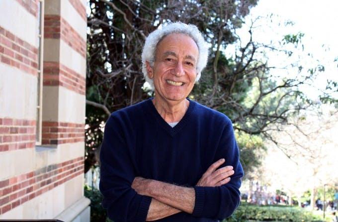 UCLA Professor of Education Mike Rose