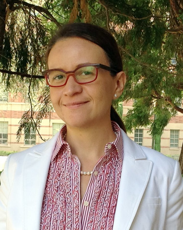 Cecilia Rios-Aguilar directs the Higher Education Research Institute (HERI) at UCLA.