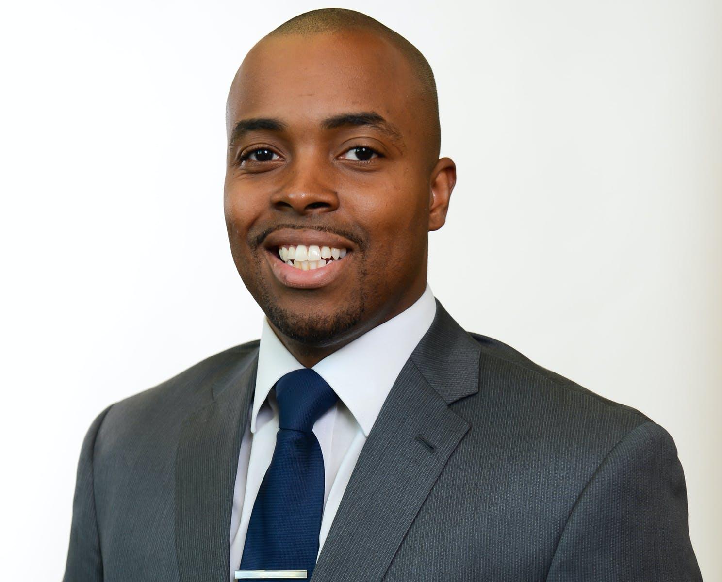 Earl Edwards ('16, PhD, Urban Schooling) is a researcher in UCLA's Black Male Institute.