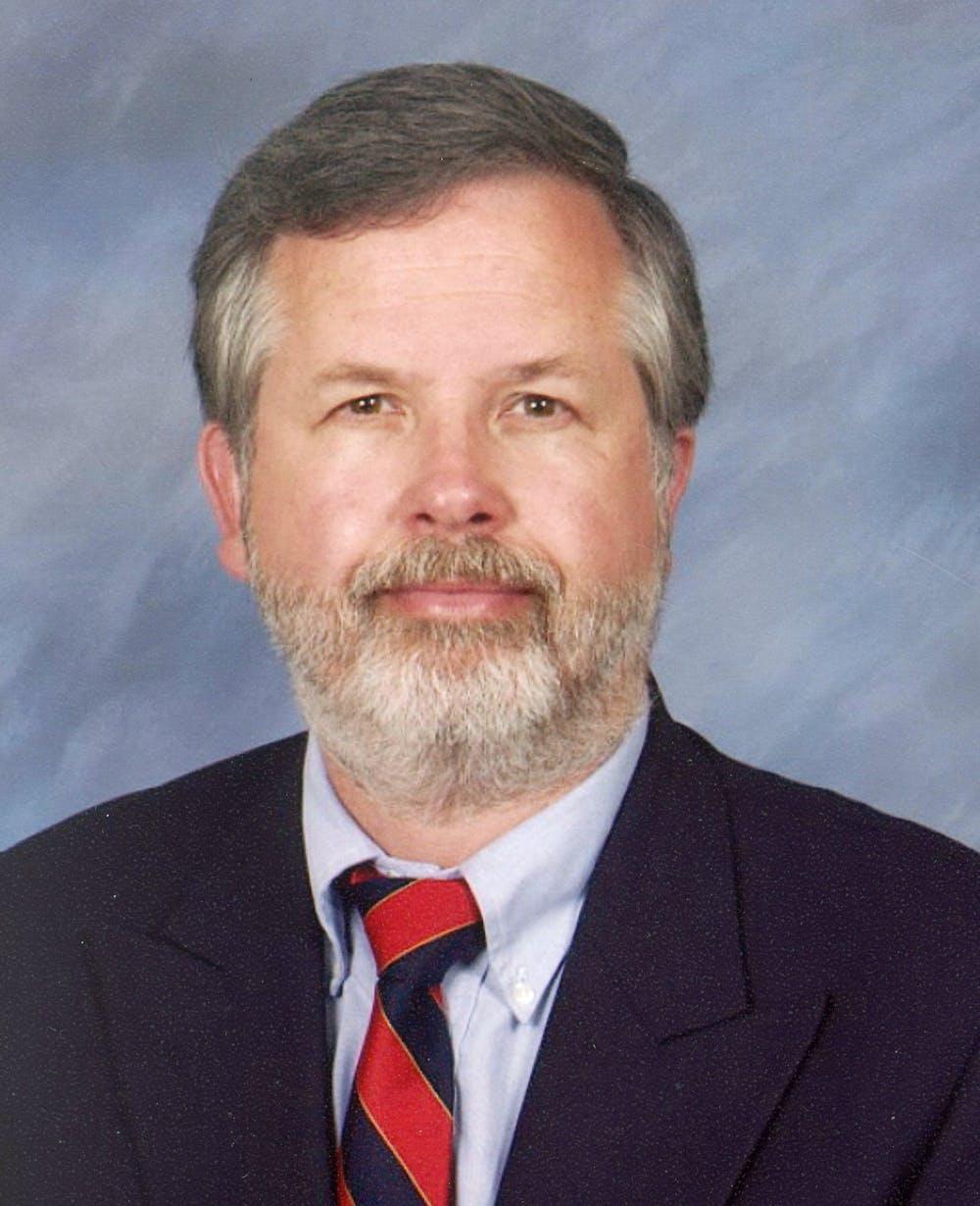 UCLA Emeritus Professor John V. Richardson
