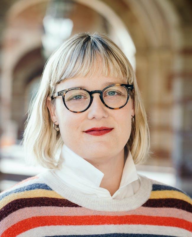 UCLA Associate Professor of Information Studies Sarah T. Roberts