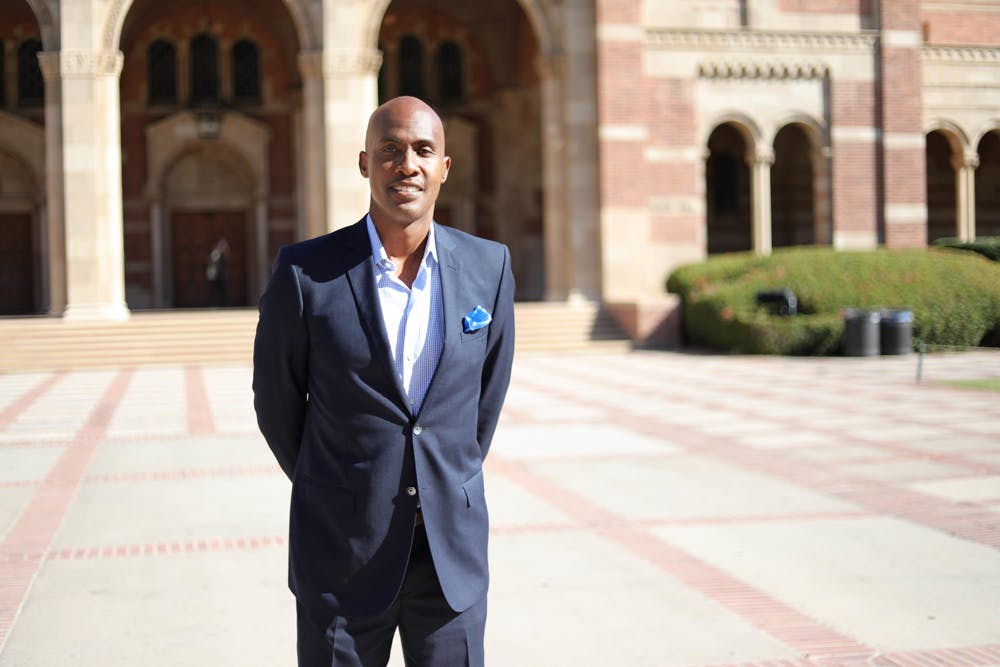 UCLA Professor of Education Tyrone Howard directs the UCLA Center for the Transformation of Schools.